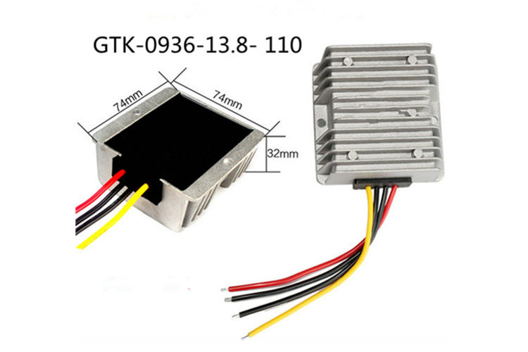 GTK-0936 12V 24V To 13.8 Volt Power Supply 13.8a Automatic Lift Off Voltage Supply