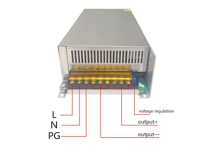 300W DC DC Switching Power Supply 12v / 24V 48A For Industrial / Medical